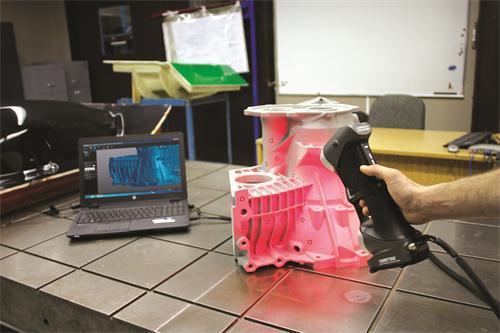 HandySCAN 3D激光扫描仪