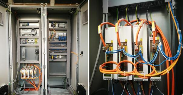 博世力士乐的控制系统MLC集运动控制、PLC逻辑控制及机器人控制