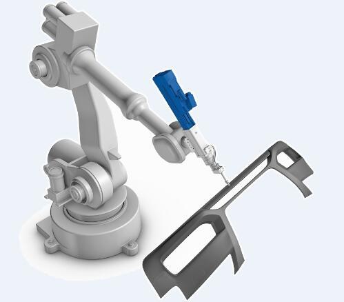 针对负载较高的应用,SKF使用由行星滚柱丝杠传动代替滚珠丝杠的LEMC型机电行程油缸