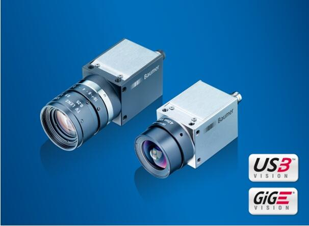 堡盟大获成功的CX和EX系列相机新增10款带卷帘快门传感器的机型,分辨率分别高达2,000万和1,000万像素。