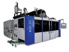 考特斯将携KCC系列第三代中空成型设备亮相Chinaplas 2018