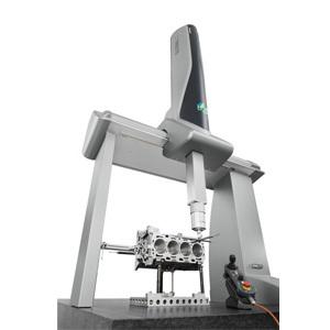 海克斯康:GLOBAL S三坐标测量机