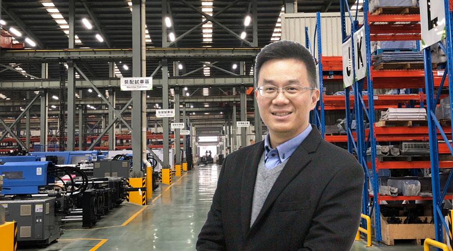 富强鑫(宁波)机器制造有限公司总经理王俊杰先生