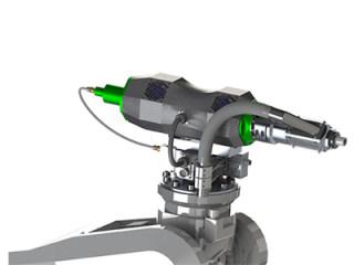 具有主动多层识别技术的钻孔单元: STACKmaster