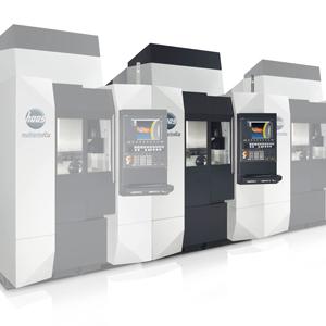 哈斯马格高端级别磨削技术 功能多样、外形紧凑