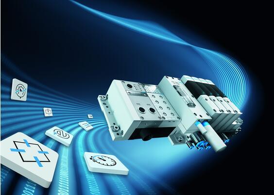 Festo Motion Terminal(数字控制终端):融合软硬件创造出首款由APP控制的阀