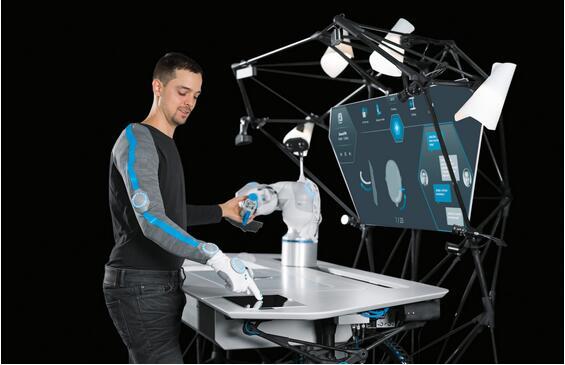 工智能和机器学习技术让仿生工位成为具有学习能力的预判性系统,可持续自行优化