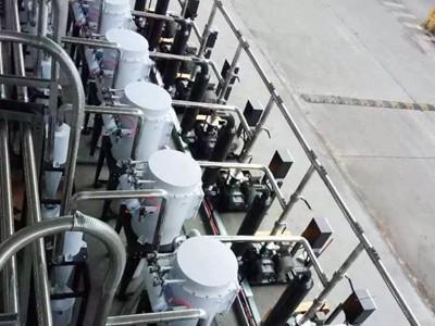 为汽车零部件的生产提供专业的中央供料系统