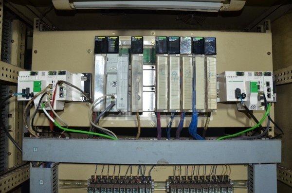 升级改造后的4号高炉控制系统