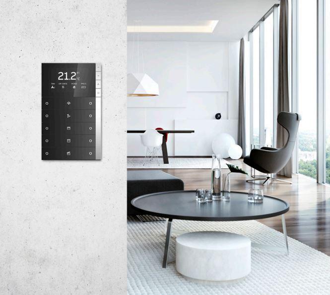 ABB i-bus® KNX PEONIA系列智能面板 充分匹配你的家居装修风格