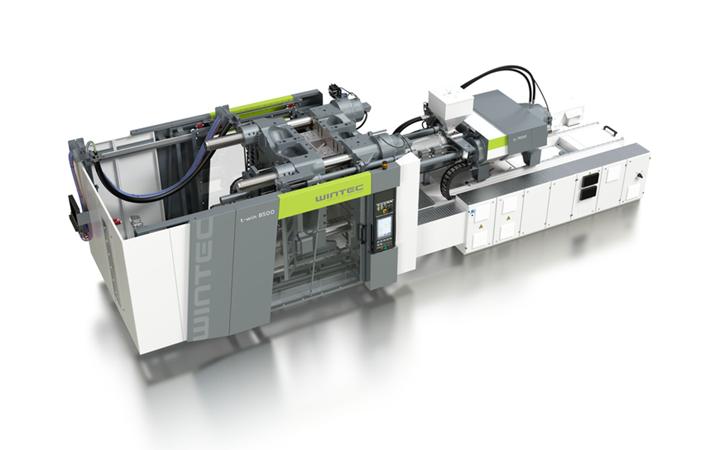 WINTEC的t-win系列液压式 注塑机