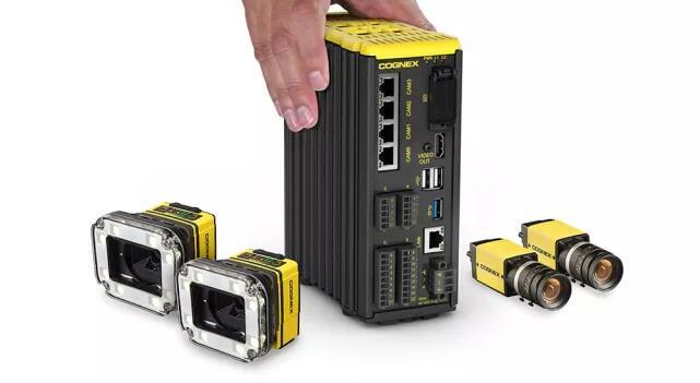 In-Sight VC200 多智能相机视觉系统