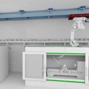 COMPACT RAIL 直线导轨:ROLLON 用于补偿不对齐和含杂质环境的理想解决方案