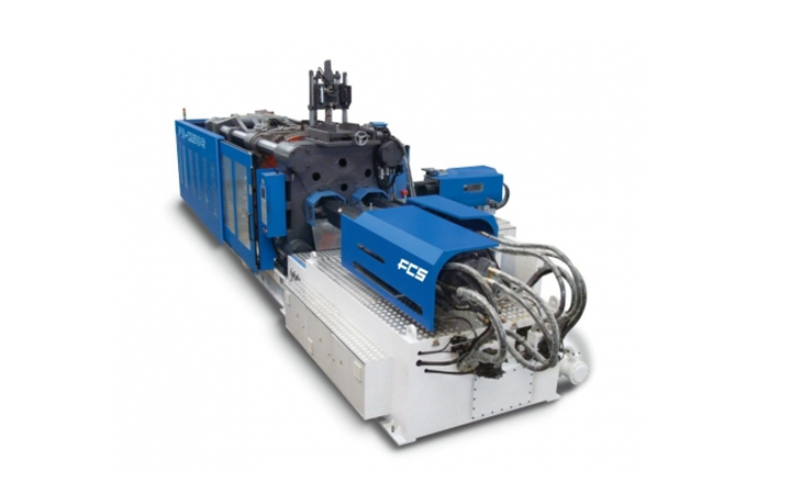 富强鑫将展出全新设计的FB-280R精密双色机,该设备将搭配欧洲SEPRO三轴机械手,自动化生产可伸缩的双色碗