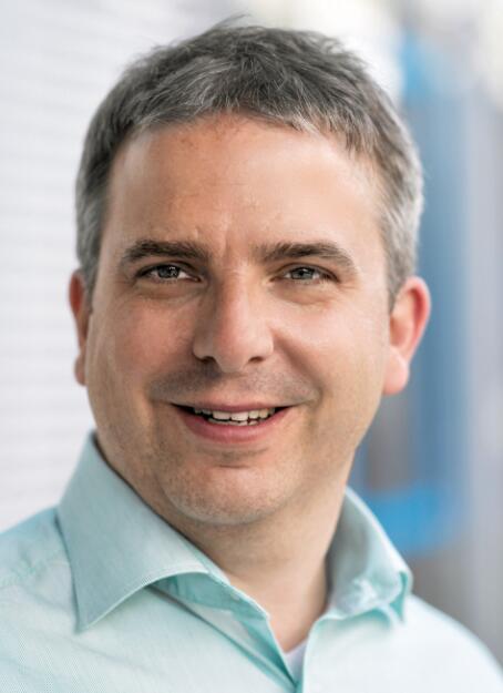 Festo 新成立的数字化业务部门管理专家Michael Hoffmeister