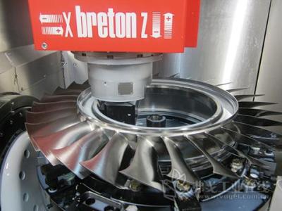 雷尼绍技术协助Breton校准生产设备并控制产品质量