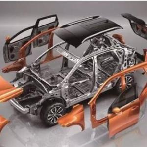 全铝车身光纤激光焊