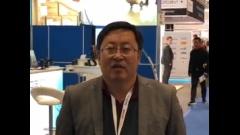 CeMAT 2018:访中物联托盘专业委员会孙熙军先生