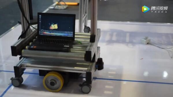 小型AGV系统