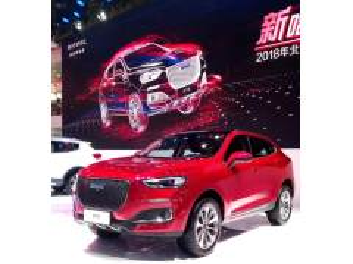 哈弗全新F系列亮相北京车展,但要说硬派越野还得是它!