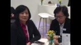 CeMAT 2018:访中国机械工业协会工业车辆分会秘书长张洁