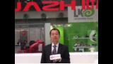 CeMAT 2018:访江苏华章物流科技股份有限公司副总经理华聚良先生