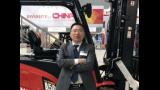 CeMAT 2018:访浙江杭叉进出口有限公司总经理助理张君军先生