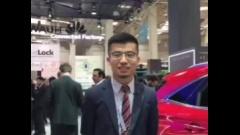 CeMAT 2018:访华为企业业务MKT营销工程师吴翰先生