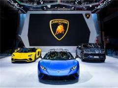 兰博基尼Huracán Performante敞篷版及超级SUV Urus 于2018北京国际车展首次公开亮相亚洲