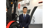 CeMAT 2018:访浙江美科斯叉车有限公司市场开拓部经理杨佳先生