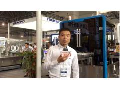 2018CIPM春季药机展  访楚天科技股份有限公司工程师罗平先生