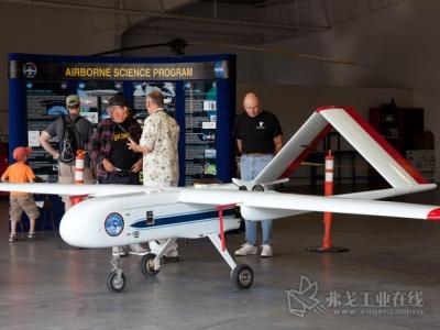 Geomagic为SIERRA无人机设计增速