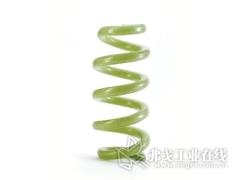 快速成型的热固性汽车复合材料:保持纤维结构的完整无缺