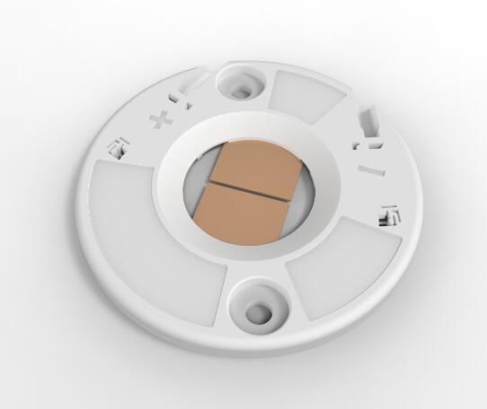 TE Connectivity 推出兼容大多数 COB LED 照明组件的新 LED 底座
