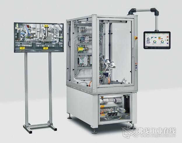 一台机器的操作和视觉化在竞争中表现出极为重要的差异化特征