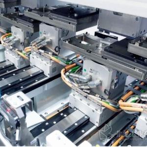 WEISS 直驱助力小空间、 大集成的高度自动化装配线