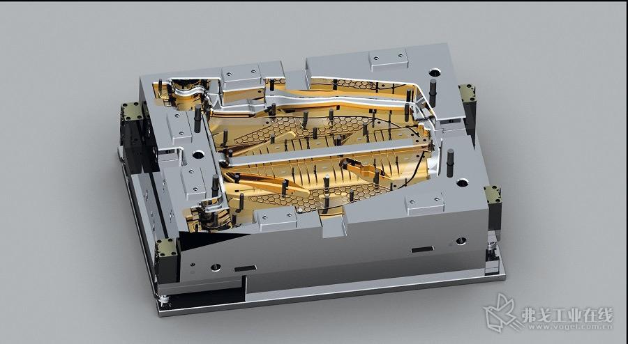 康隆(Cannon)DMC制造的模具