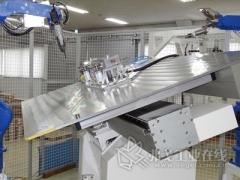 三维热塑性结构预成型工艺减轻大批量生产的车门重量