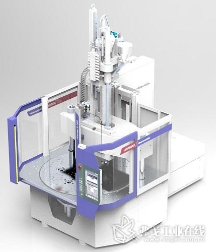 新的VPower 160/750注塑机