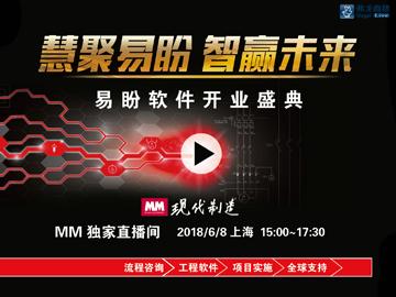 易盼软件开业盛典--MM独家直播间