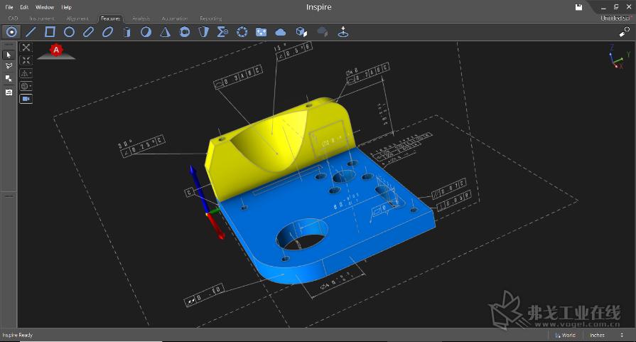 支持各种CAD格式