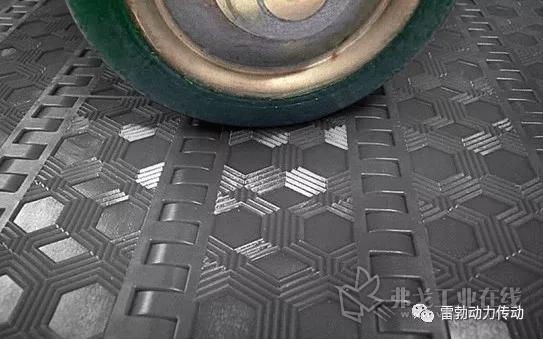 2508系列网带表面有效防滑