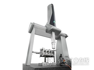 GLOBAL S三坐标测量机