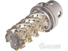 KCSM40 是肯纳金属公司生产的新型可转位铣刀材质产品