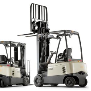 SC 6000 系列电动平衡重式叉车