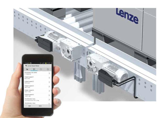伦茨智能产品—辊道和链式输送解决方案