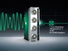 倍福:基于 PC 控制的高端测量技术系列—EtherCAT 测量模块