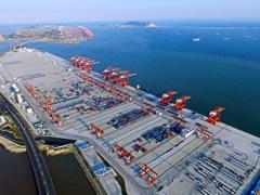贝加莱:洋山港四期全自动化码头
