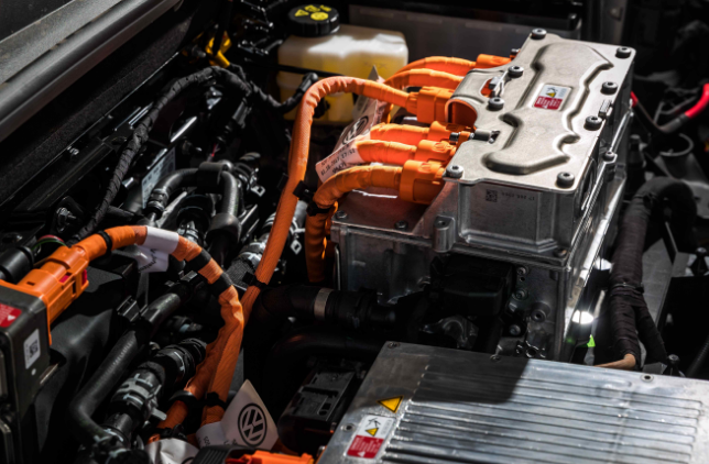 大众进口汽车新e-Golf 电驱动力系统