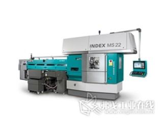因代克斯:MS22C多轴棒料数控多功能机床及C200生产型自动车床